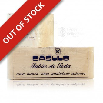 Sabão Casulo Vegetable Coconut Oil Silky Soap - 250 | 500g