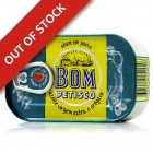 Bom Petisco Canned Solid Tuna in Extra Virgin Oil & Oregano - Azores - 120g