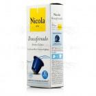 Nicola Decaffeinated Nespresso Capsules - x10