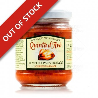 Quinta D' Avó - Chicken Marinade - 200g