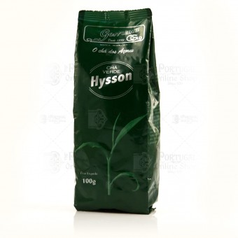 Gorreana Hysson Green Tea - 100g
