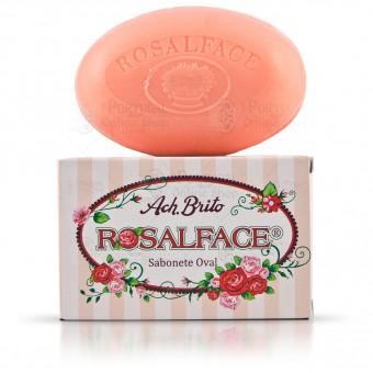 RosAlface Rose Ach Brito Oval Soap - 150g
