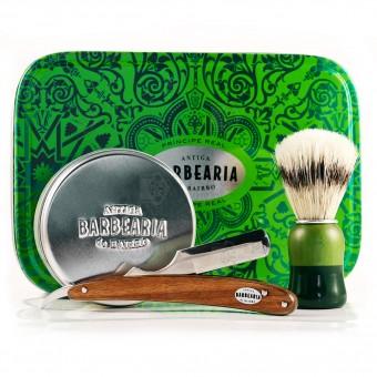 Antiga Barbearia de Bairro - Principe Real - Coffret Barber Kit