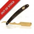 Antiga Barbearia de Bairro - Special Edition Gold Straight Razor Shavette
