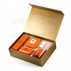 Musgo Real Big Collection Gift Box Orange Amber - Claus Porto