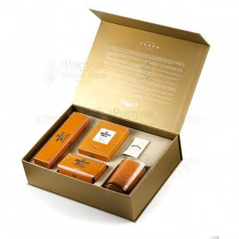Musgo Real Big Collection Gift Box Spiced Citrus - Claus Porto