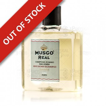 Musgo Real Shampoo & Shower Gel Lavender - Claus Porto - 250ml