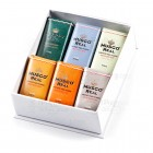 Musgo Real White Gift Box- Guest Soap 6x50g - Claus Porto