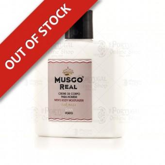 Musgo Real Body Cream Oak Moss - Claus Porto - 250ml
