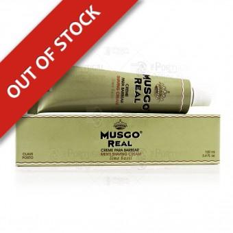 Musgo Real Shaving Cream - Lime Basil - Claus Porto - 100ml