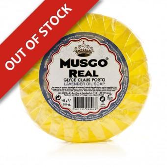 Claus Porto - Musgo Real Glyce - Lavender - Oil Soap - 165gr