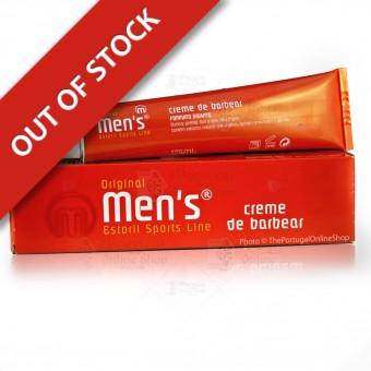Nally Men's Estoril Sports Line Shaving Cream - 125ml