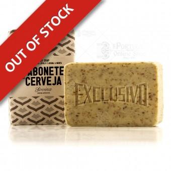 Sovina Exfoliating IPA Beer Soap Mint Aroma - 100g