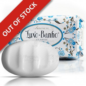 Luxo Banho Classic - Luxury Bath Soap - 350g - Ach Brito