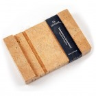 AlGuidar - Natural Cork Soap Dish