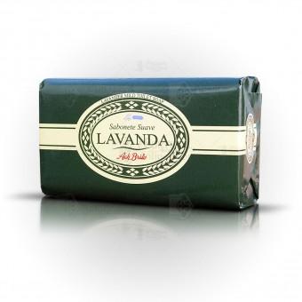 Lavanda - Classic Mild Bath Soap - Ach Brito 125g
