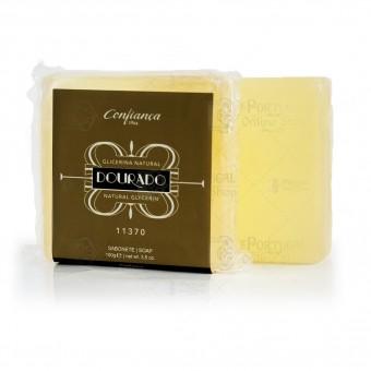 Confiança Dourado 11370 Glycerin Soap - 100g