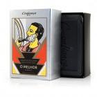 O MELHOR Exfoliating soap - Confiança - 150g