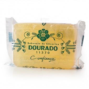 Confiança Dourado 11370 Glycerin Soap - 125gr