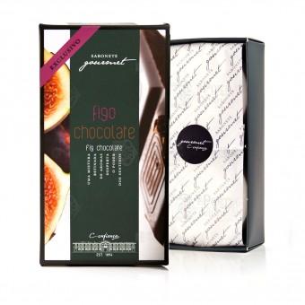 Confiança Gourmet Collection - Fig & Chocolate Soap - 2x100g