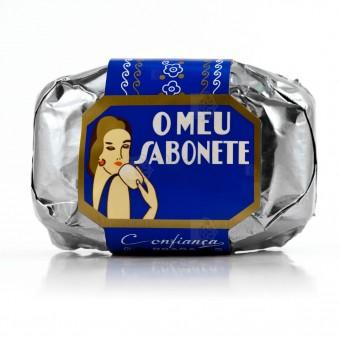 O MEU SABONETE Silver - Bath Soap 150g - Confiança