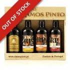 Porto Wine Gift Box 4x90ml Miniatures - Ramos Pinto