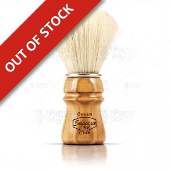 Semogue SOC Owners Club Cherry Wood Bristle Shaving Brush