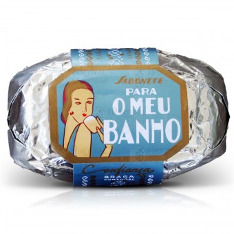 """Confiança """"O Meu Banho"""" Soap - 250g"""